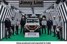 Kabar Terbaru soal Suzuki Jimny 5 Pintu yang Siap Meluncur