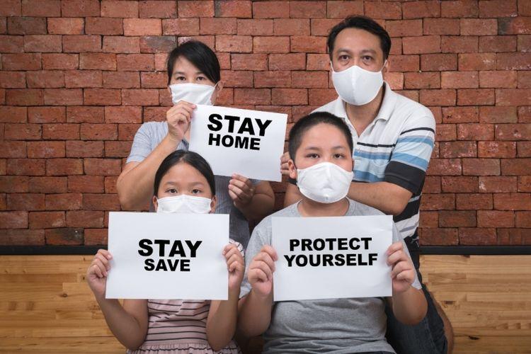 Peringati Hari Keluarga Nasional, BKKBN ajak seluruh keluarga untuk menyelamatkan anak dari ancaman stunting.