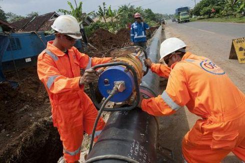 PGN Alirkan Gas Bumi ke 4.000 Rumah Tangga di Batam