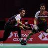 VIDEO - Momen Jual Beli Pukulan Berujung Poin Ahsan/Hendra di Final BWF World Tour Finals