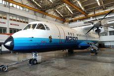 Pesawat N250 Gatotkoco Karya Habibie yang Terjegal IMF