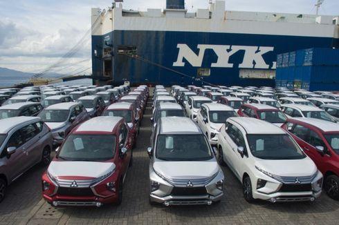 Mitsubishi Mau Ekspor Xpander ke-40 Negara dari Indonesia