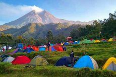 Gunung Merapi Siaga, Bukit Klangon Tutup Semua Kegiatan Wisata