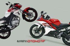 """Yamaha R15 untuk """"Show Off"""", V-ixion buat Harian"""