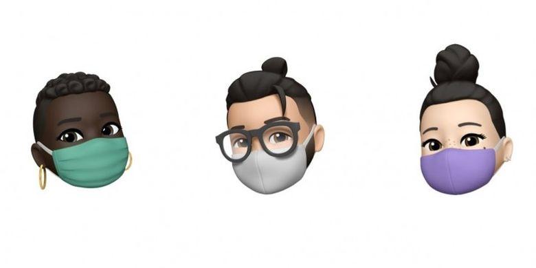 Emoji baru di iOS 14