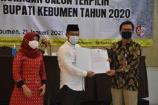 KPU Tetapkan Arif-Rista sebagai Bupati dan Wabup Kebumen Terpilih