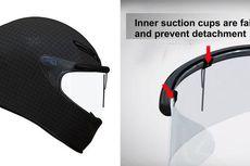 Musim Hujan Baiknya Pakai Helm Anti-embun