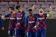 Barcelona Vs Bayern Muenchen, Hansi Flick: Barca Bukan Hanya Messi