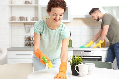 4 Bahan di Dapur yang Bisa Digunakan untuk Bersihkan Rumah