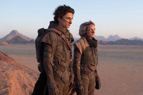 Mulai Tayang, Intip Kisah Film Dune yang Disebut Menandingi Game of Thrones