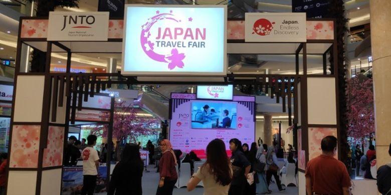 Promo Tiket Pesawat Ke Jepang Di Japan Travel Fair 2019 Mulai Rp 4 2 Juta Halaman All Kompas Com