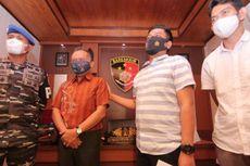 Pria Paruh Baya Ini Tiba-tiba Menyerahkan Diri ke Pangkalan TNI AL Balikpapan, Ada Apa?