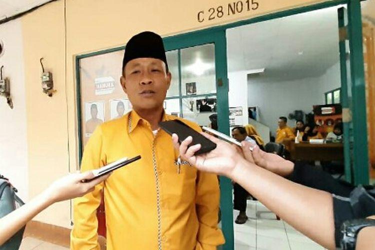 Ketua Dewan Pimpinan Cabang (DPC) Hanura, Amar mengaku tak memiliki kriteria khusus dalam menjaring bakal calon, namun Hanura telah akan membidik bagi para pendaftar yang memiliki visi dan misi dalam mengedepankan Sumber Daya Manusia (SDM). Hal tersebut dikatakan di kantornya kawasan Ruko Golden Road, Lengkong Gudang, Serpong, Tangsel,  Sabtu (7/12/2019).