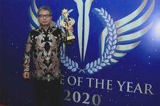Dorong Kinerja Positif di Tengah Pandemi, Dirut BRI Dinobatkan Jadi Best CEO of The Year