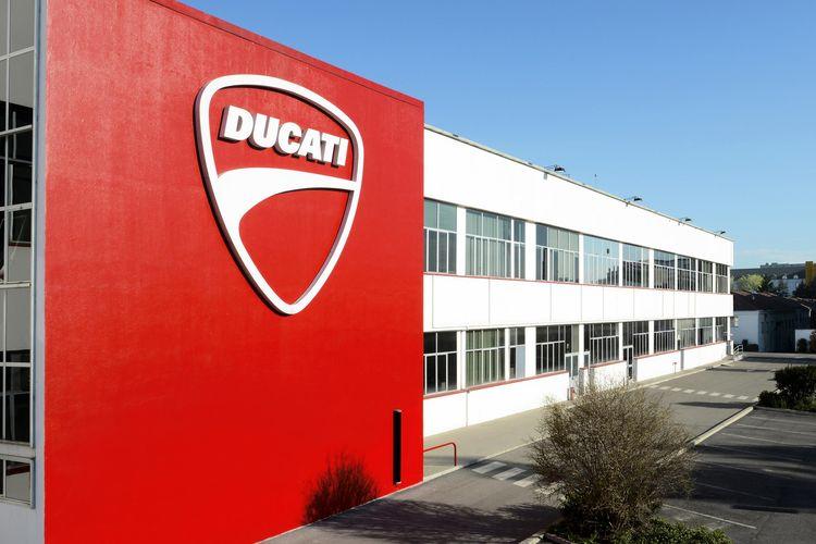 Pabrik Ducati