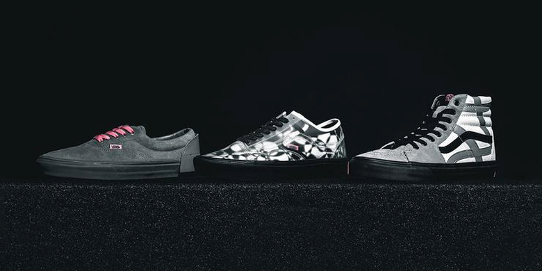"""Vans x Zhao Zhao """"Year of The Rat"""" Collection"""
