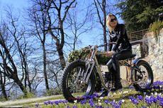 Harga Sepeda Motor Listrik Garansindo Kompetitif