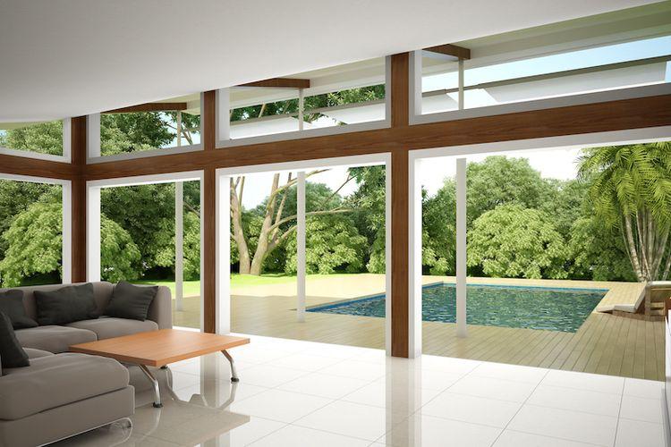 Contoh rumah dengan konsep eco-friendly