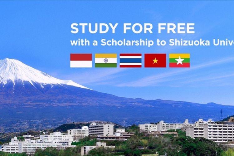 Ilustrasi ABP Shizouka University