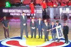 Indonesia Terima Bendera Simbolis Tuan Rumah FIBA World Cup 2023