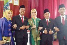 Lima Bersaudara Dilantik Jadi Anggota Dewan di Kabupaten Hulu Sungai Selatan