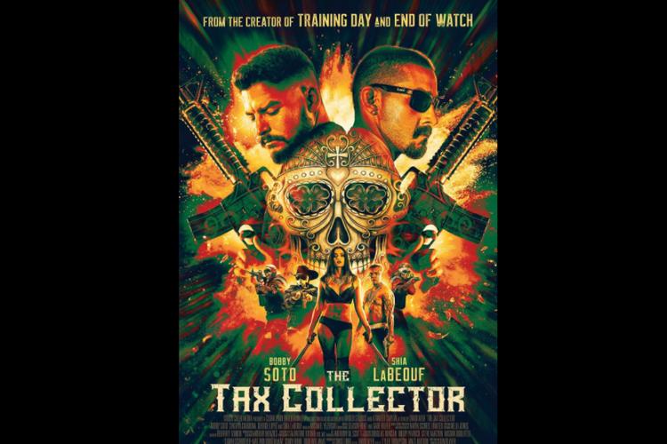 Poster dari film The Tax Collectors.