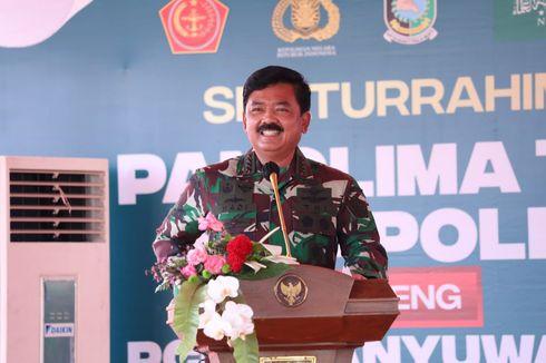 Panglima TNI: Ulama-Tokoh Agama Berperan Strategis Jaga Persatuan dan Kesatuan Bangsa