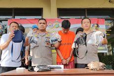 Rampas HP Sambil Pamer Pistol Mainan, Pemuda Depok Pura-pura jadi Polisi Razia