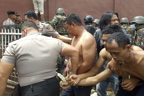 Kerusuhan Rutan Kabanjahe Didalangi Tahanan Narkoba yang Belum Disidang