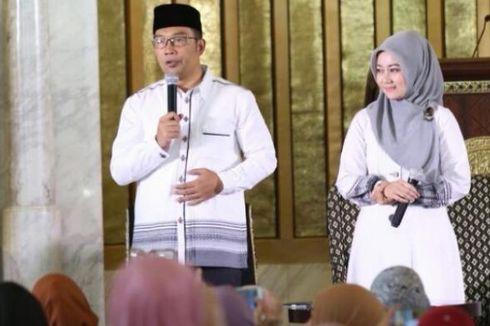 Kata Sang Istri, Ini Menu Wajib Ridwan Kamil Saat Ramadhan