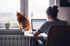 8 Cara Mudah Jaga Kesehatan selama Work from Home