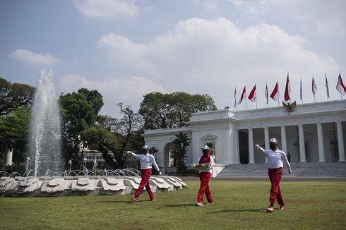 Masyarakat Diminta Bersikap Sempurna Saat Pengibaran Merah Putih di Istana