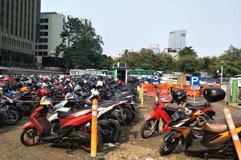 Warga Protes Park and Ride di Jalan MH Thamrin Ditutup