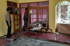 Pergerakan Tanah di Sumedang, 5 Rumah Warga Rusak Parah