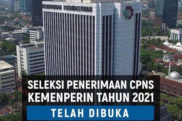 Seleksi CPNS Kemenperin 2021