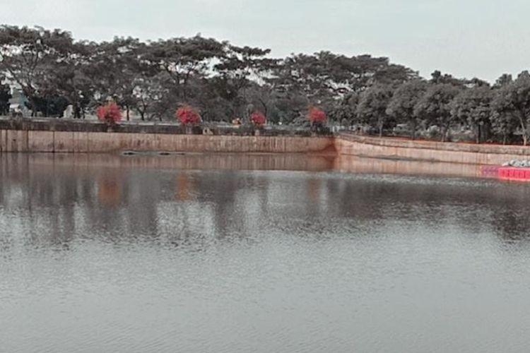 Danau Cavalio, Pesanggrahan, Jakarta.