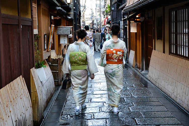 Kimono dan Yukata