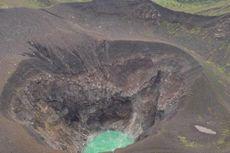 Korban Jatuh di Kawah Gunung Kaba Bengkulu Dievakuasi