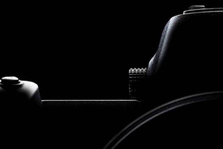 Gambar teaser dari Nikon, tentang kamera mirrorless full frame barunya.