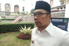 Soal Potensi Bencana di Sesar Lembang, Ridwan Kamil Minta Media Tak Buat Panik