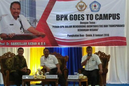 BPK Sebut Pembayaran Insentif Nakes hingga Rasionalisasi Anggaran Masih Jadi Masalah di Pemerintah Daerah