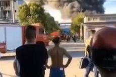 Ledakan di Pabrik Kimia di China, 6 Orang Tewas