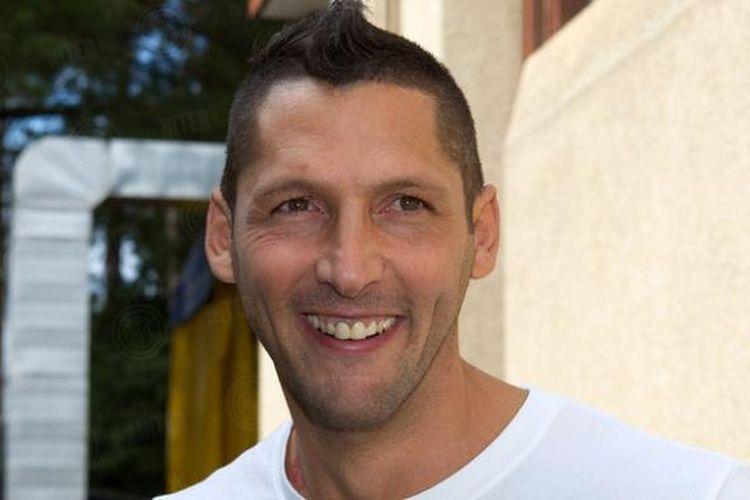 Mantan bek tim nasional Italia, Marco Materazzi.