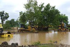 Soal Banjir di Mandalika, 17 Dusun Terendam Air dan Proyek Sirkut MotorGP Terus Berjalan
