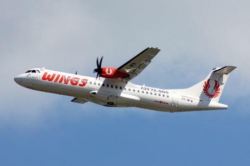 Daftar Rute Reguler dan Baru Wings Air di Bandara Husein Sastranegara Bandung