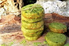 Resep Kue Kering Greentea Almond Cookies, Cuma Butuh 5 Langkah