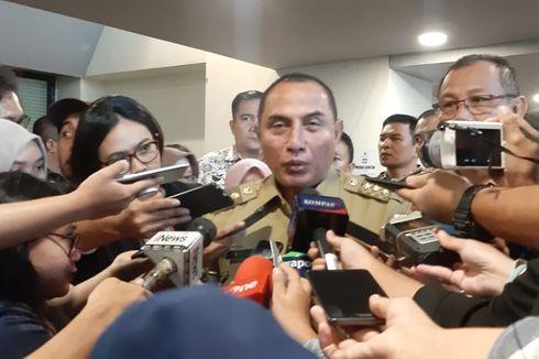 Gubernur Sumut: Bom Bunuh Diri Perbuatan yang Keji dan Salah