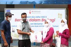Sekolah Fatih Salurkan 1.830 paket Daging Kurban untuk Masyarakat Aceh