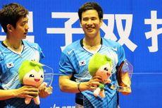 Ko Sung-hyun/Lee Yong-dae Tetap Ikut BWF Superseries Finals