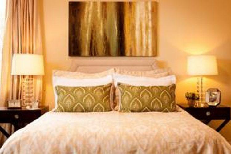 Pencahayaan merupakan salah satu cara yang pas untuk menambahkan unsur menyenangkan dan unik sebagai penghias kamar.